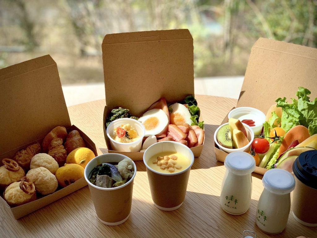 星野リゾート 朝食 リゾナーレ