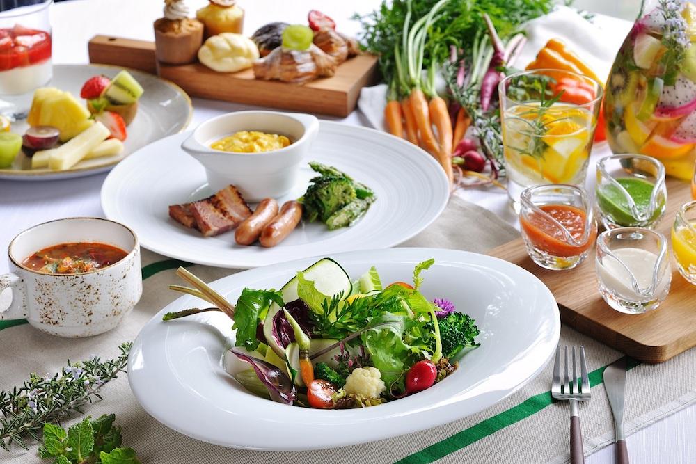 リゾナーレ那須 星野リゾート 朝食 食事