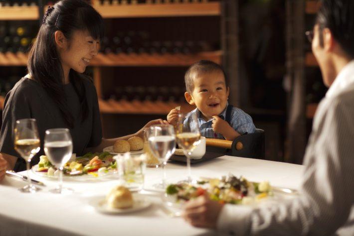 星野リゾート レストラン 食事 3密