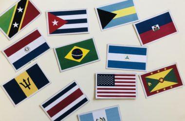 国旗カード 手作り 休校対策
