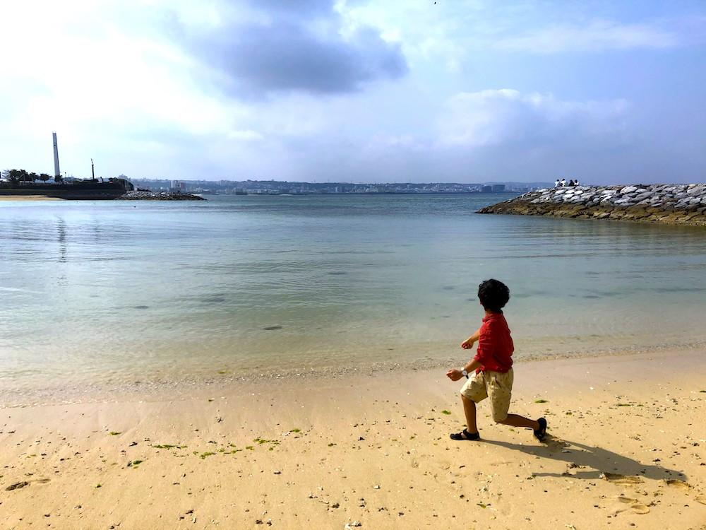 サンセットビーチ 沖縄 北谷 子連れ 家族旅行