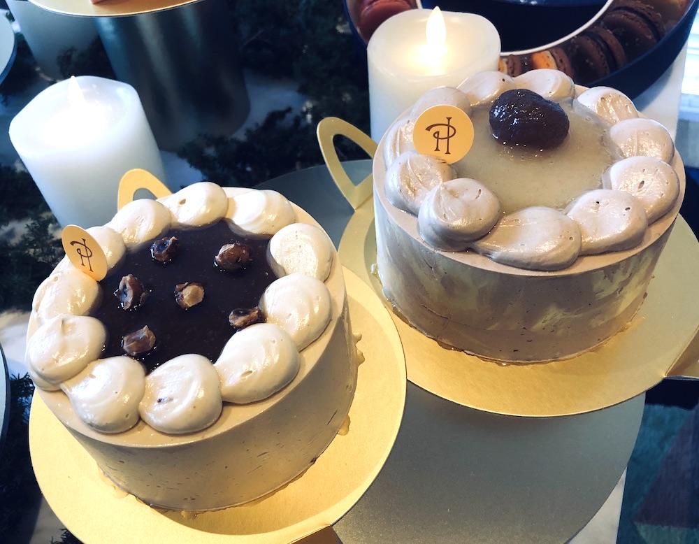 ピエールエルメ ピエールエルメパリ スイーツ クリスマス 2020 クリスマスケーキ マカロン 宅配 アイスケーキ