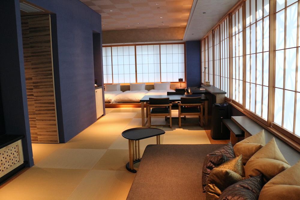 星のや東京 東京 子連れ 星野リゾート 客室