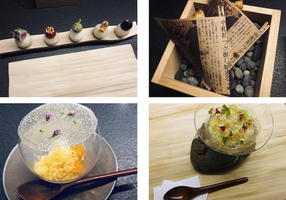 星のや東京 東京 子連れ 星野リゾート レストラン コース キュイジーヌ 料理