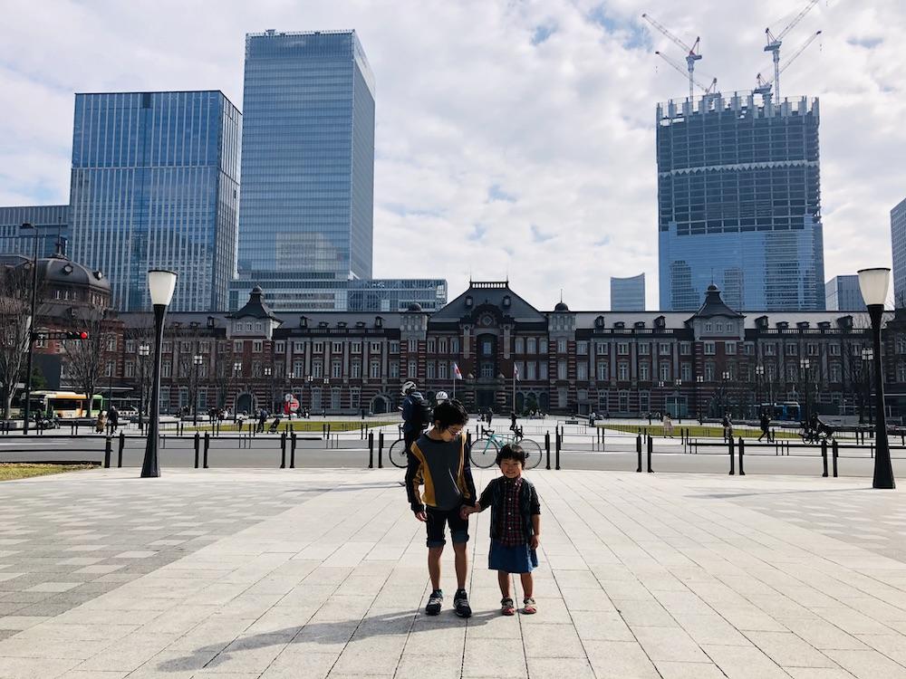 星のや東京 東京 子連れ 星野リゾート アクティビティ 東京駅