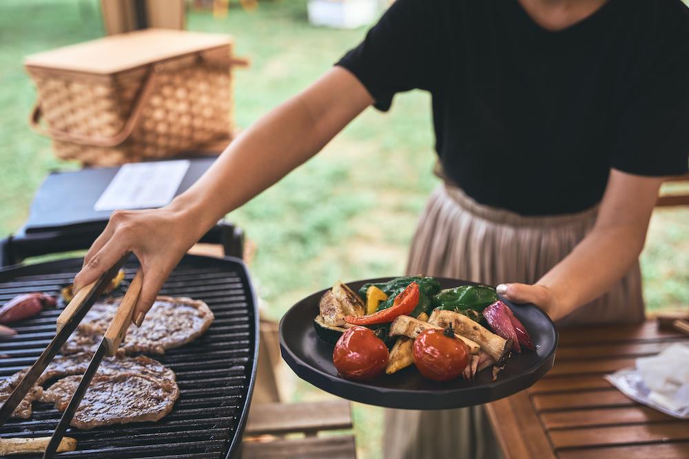 グランピング 家族旅行 自然 ノーラ名栗 飯能 埼玉 バーベキュー ランチ BBQ