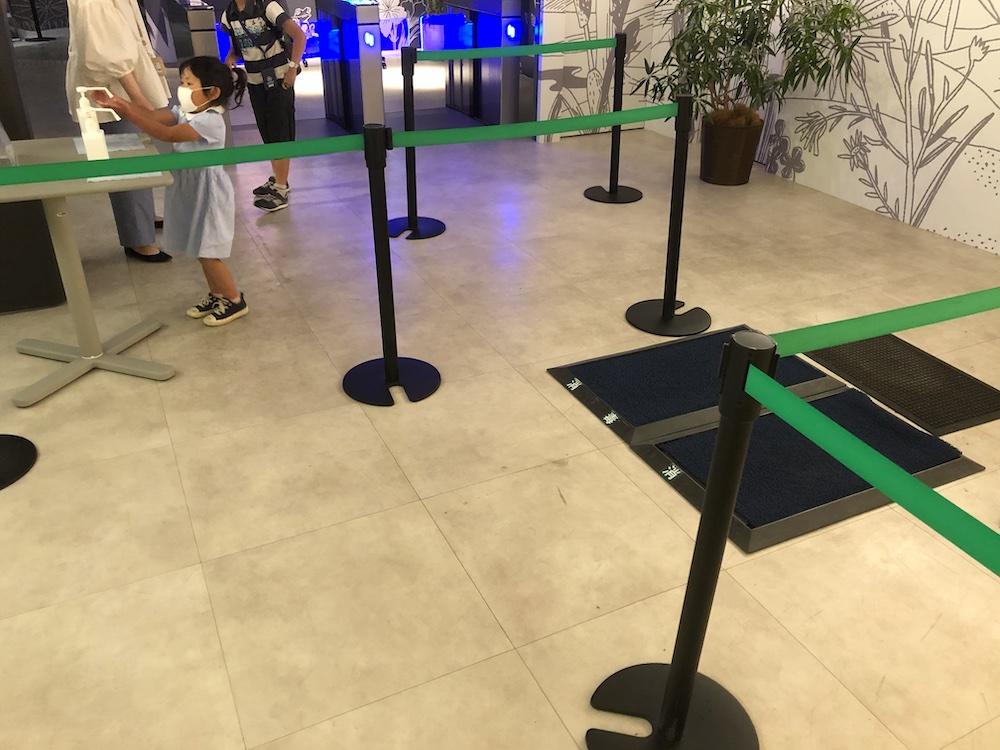 カワスイ 川崎水族館 水族館 川崎 子連れ お出かけ 子供連れ ナマズ たまずん 感染症対策 コロナ