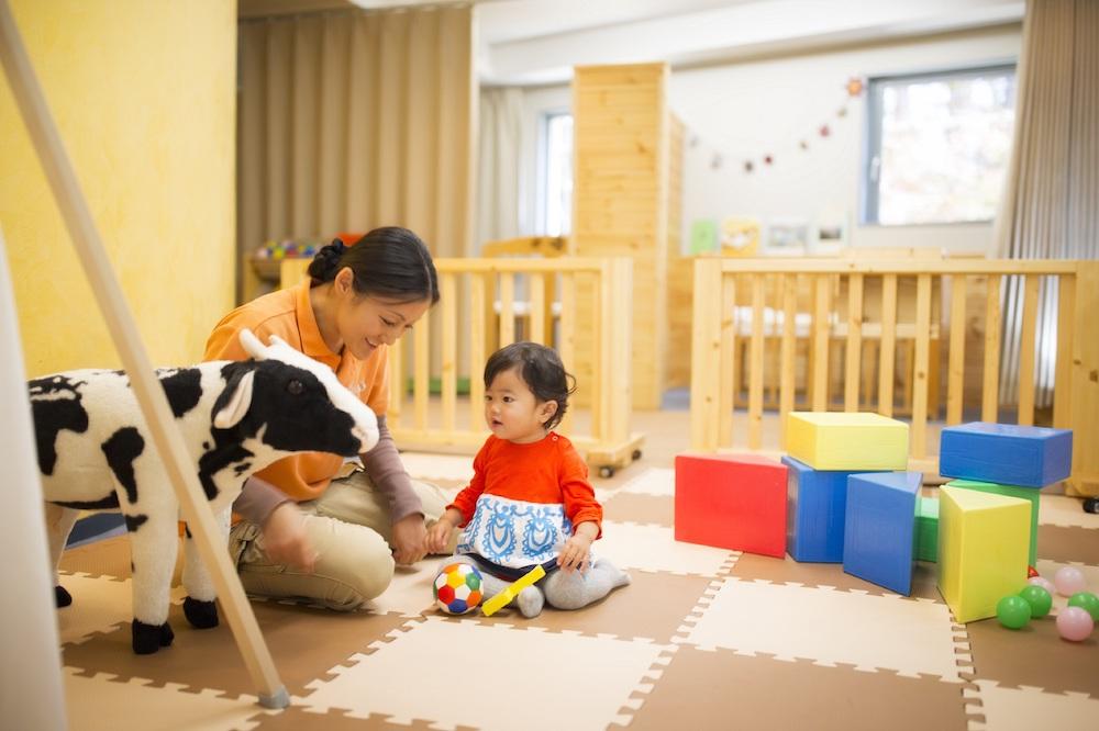 リゾナーレ リゾナーレ八ヶ岳 星野リゾート 託児 キッズルーム 赤ちゃん 子連れ 赤ちゃん連れ