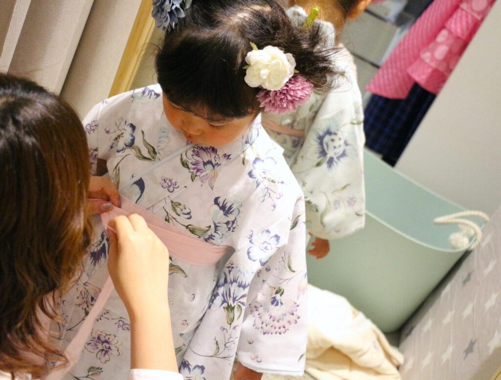七五三 3歳 3歳の七五三 初めての七五三 七五三撮影 七五三撮影スタジオ 撮影スタジオ LOVST LOVSTたまプラーザ店 ラブスト 東京の撮影スタジオ 着物 ジルスチュアート ヘアメイク 着付け